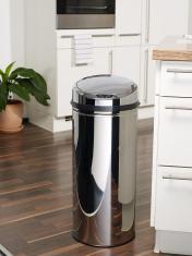 Design Mülleimer mit Sensor