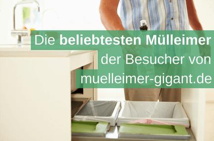 beliebte Mülleimer finden auf muelleimer-gigant.de