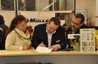 Hausmesse Ernst Müller GmbH Windsbach 2015 Fenster Türen Rolläden