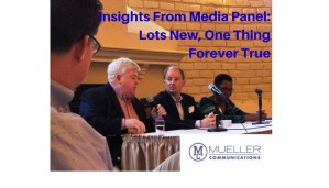 Insights From Media Panel: Lots New, One Thing Forever True