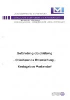 Gefahrgutachten Markendorf (pdf)