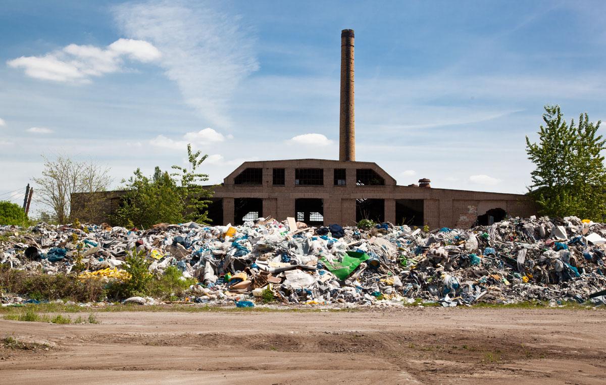 Von der stolzen Fabrik zum illegalen Abfalllager – die Kabelwerke in Fürstenwalde