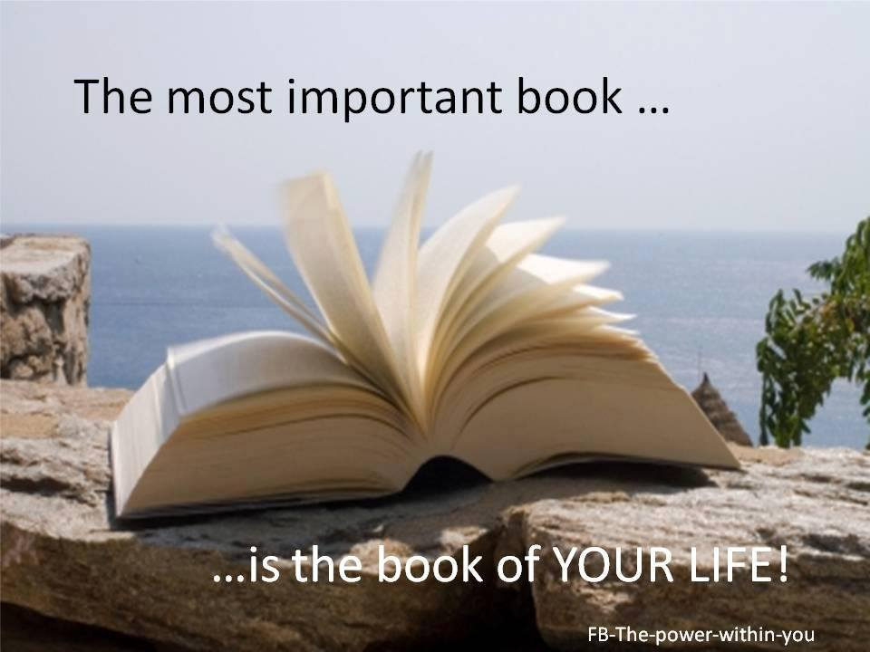 book of your life