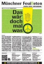 Münchner Feuilleton Ausgabe 72