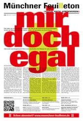 Münchner Feuilleton Ausgabe 65