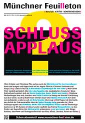 Münchner Feuilleton Ausgabe 87