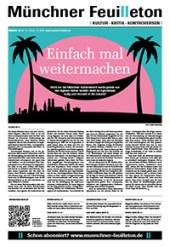Münchner Feuilleton Ausgabe 81