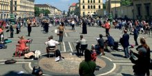 Open Air-Konzerte in Corona-Zeiten: Abstand genug