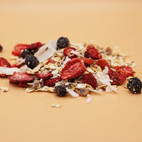 why Muesli? Just look at it