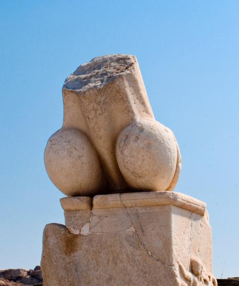 Delos, Greece c. 2000 BC