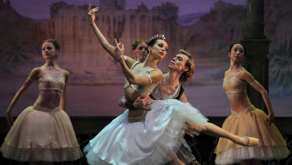 "Balet ""La Péri"", Statsballett Berlin. Autor: Enrico Nawrath"