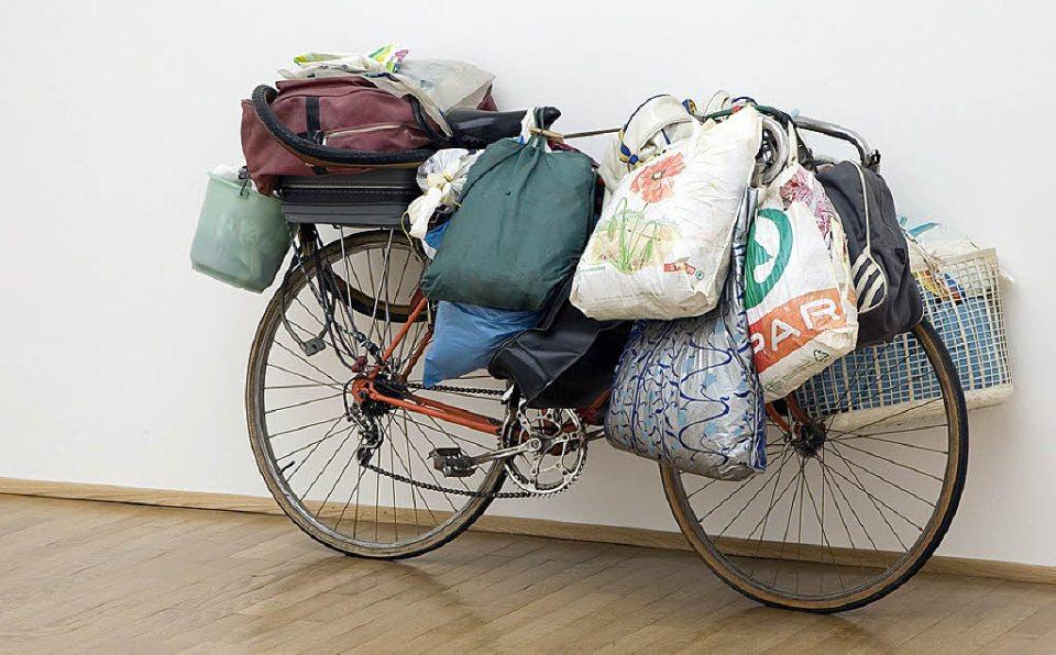 Andreas Slominski: Fahrrad