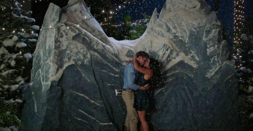 Poljubac Jane i Michaela