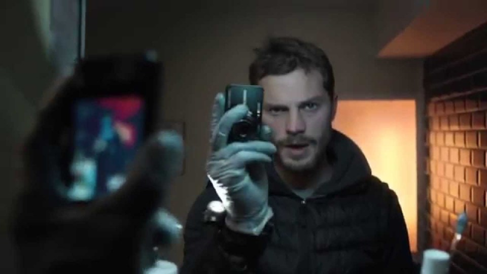 Spectorov selfie