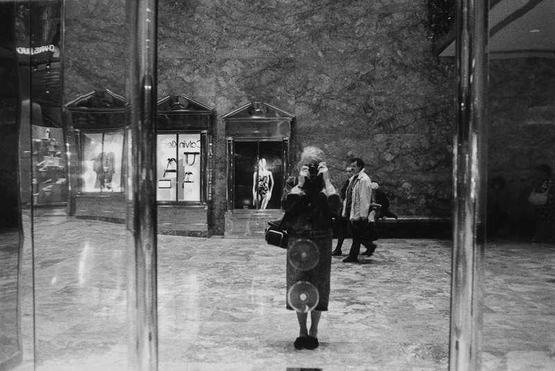 """Marija Braut, fotografija iz serije """"I Love New York"""""""