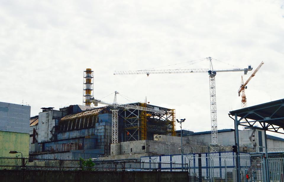 Mjerač radioaktivnosti. / Černobil. Fotografije: Lea Horvat