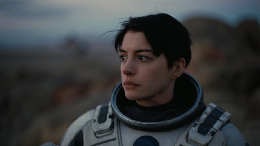 "Anne Hathaway kao Amelia u ""Interstellaru"""