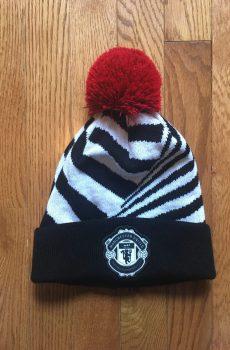 The Zebra Beanie Hat by MUFChicago