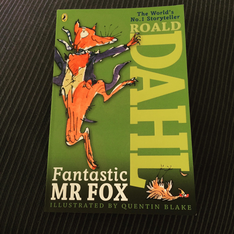 Fantastic Mr Fox Muffinsonwheels