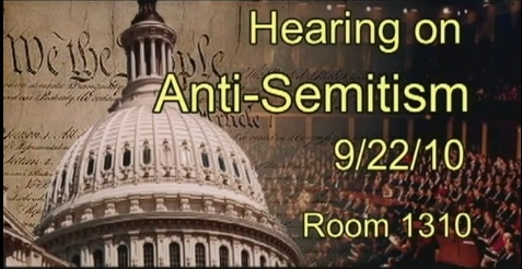Muflehun Board Members Give Hill Briefing on Confronting Anti-Semitism and Holocaust Denial