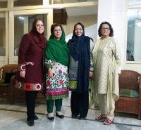 Pakistan & US Women Leadership Against Violent Extremism