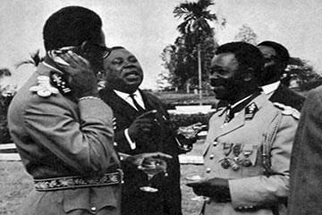 Le Kivu, l'Est de la RD-Congo, le général Mulamba Nyuni et la guerre de Kamanyola, qui a oublié ?