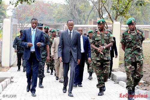 Paul Kagamé désigne et place cinq généraux de l'armée régulière du Rwanda à la tête des villes congolaises suivantes Ituri, Beni, Butembo, Goma et Kanyabayonga à l'est du Congo-Kinshasa