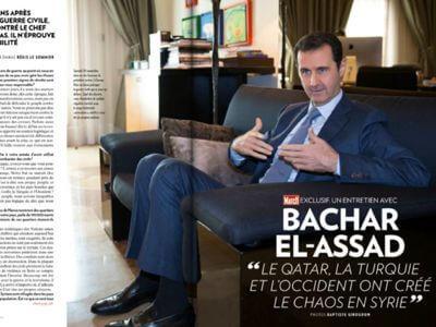 Bien que les Anglo-saxons ne lâchent jamais prise sur leur proie, Bashar El Assad résiste en Syrie