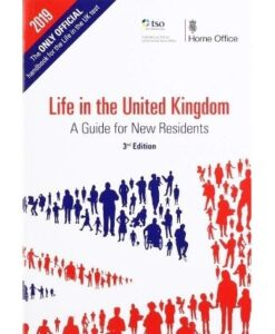 Life in the UK 公式ガイドブック購入