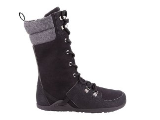 Xero Shoes Mika Black boot for colder days / talvesaapad naistele