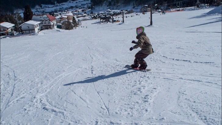 43歳スノーボードデビュー