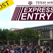 """Division of Student Affairs Trials """"Express Entry"""" Pass for MSC and Commons"""