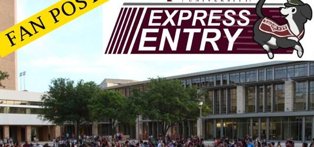 "Division of Student Affairs Trials ""Express Entry"" Pass for MSC and Commons"