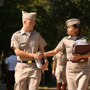 Corps Bans Shaking Hands to Cut Back on Hazing