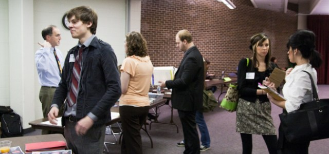 Liberal Arts Career Fair Sets New Standard