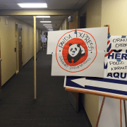 Desperate for Voters, Polling Place Disguises Itself As a Panda Express