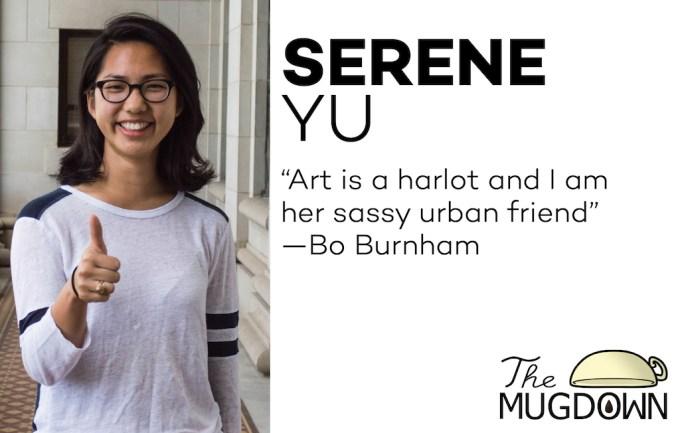 Serene Yu