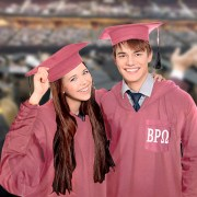 Comfort Color Graduation Caps and Gowns Now Available