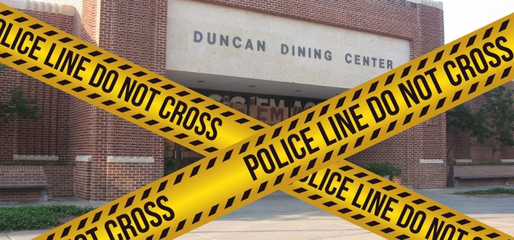 Duncan Food Considered Self-Hazing