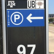 Archaeologists Uncover Cryptic TAMU Parking Signs' Hidden Meanings