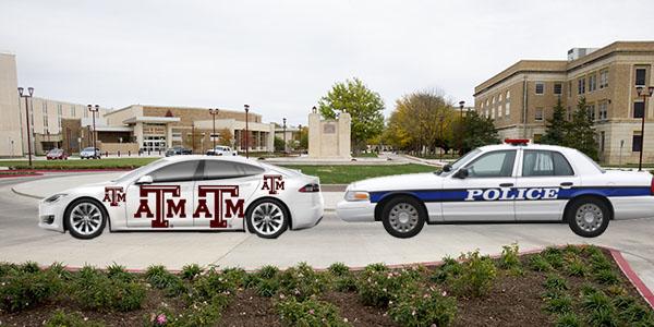 TAMU Self-Driving Car Runs Red Light