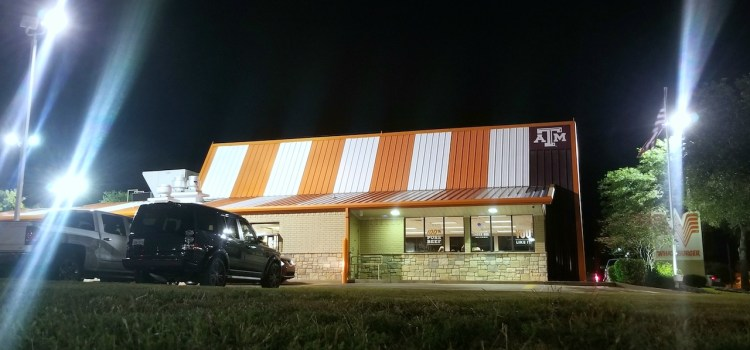 Absolutely Outrageous Group of Friends Go to Whataburger Late at Night