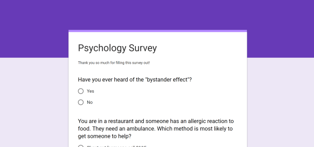 Letter To The Editor Could You Take This Quick Survey For My Class