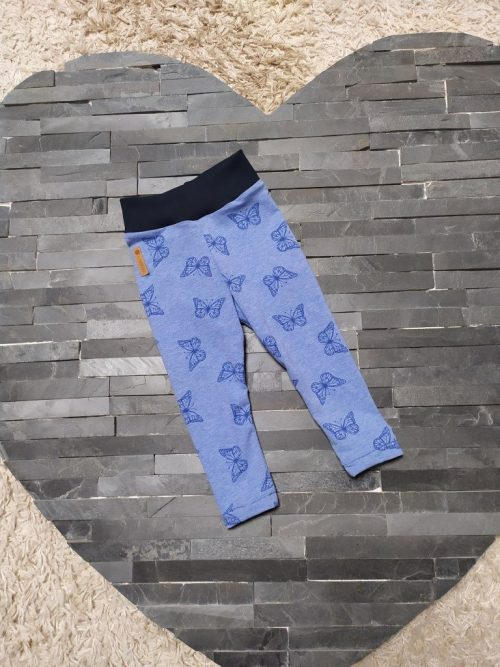 leggings_blau_schmetterlinge