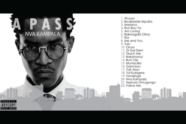 Lyrical Maestro A Pass' African Yayo album turns two years today. 3 MUGIBSON WRITES