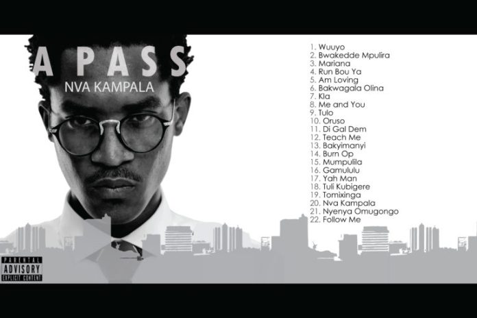 Lyrical Maestro A Pass' African Yayo album turns two years today. 2 MUGIBSON WRITES