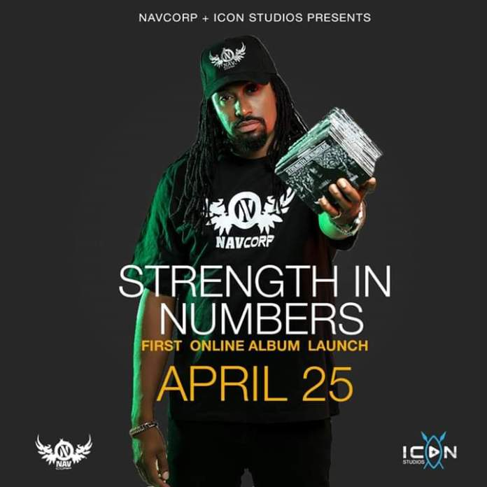 Music Review: Navio's new 'Strength In Numbers' album. Listen Here: - 3 MUGIBSON