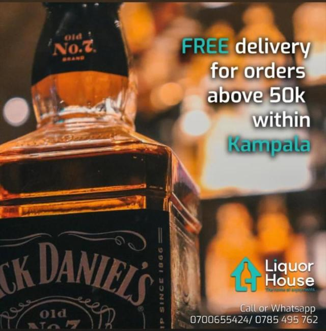 Ugandan Online Liquor store Liquor House brings enjoyments even closer to you with launch of new web delivery platform. 9 MUGIBSON WRITES