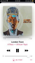 Lyrical Maestro A Pass' African Yayo album turns two years today. 11 MUGIBSON WRITES
