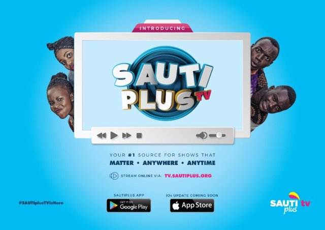 Reach a Hand launches SAUTI Plus TV App and website. 2 MUGIBSON WRITES
